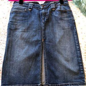 Joe's Jeans Skirt sz 27